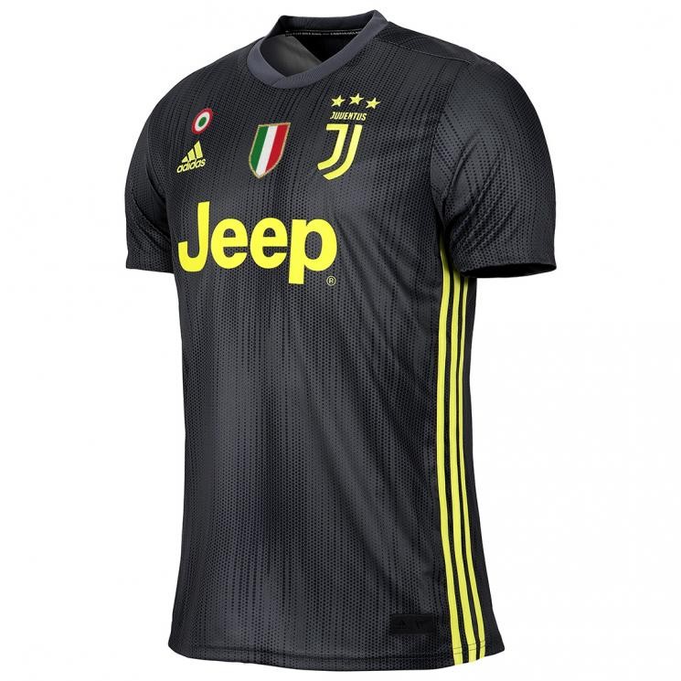 Terza maglia Juventus 2018/2019